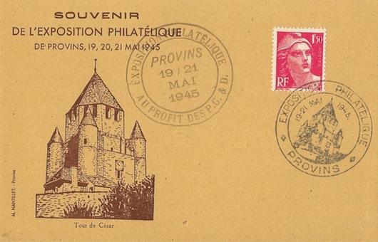 1945 marianne 1f50
