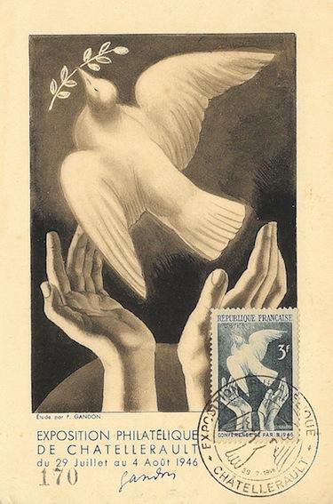 1946 confe rence de paris