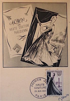 1953 haute couture