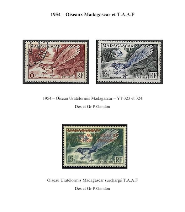 1954 oiseaux madagascar
