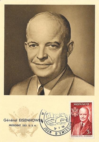 1956 eisehower