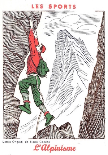 1956 l alpinisme