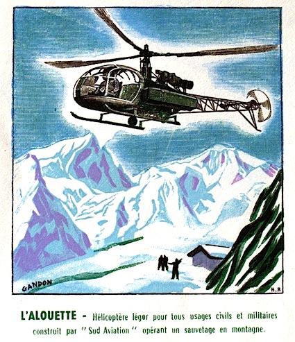 1958 alouette 2