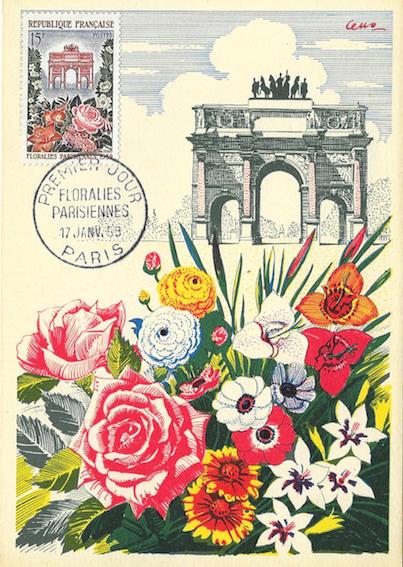 1959 floralie