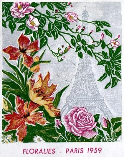 1959 les floralies