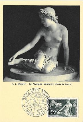 1959 nymphe salmacis