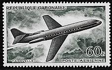 1962 caravelle gabon
