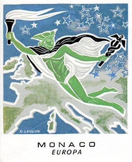 1962 europa monaco