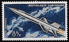 1962 fuse e gabon