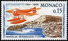 1964 monoplan deperdussin