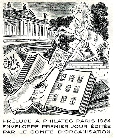 1964 philatec