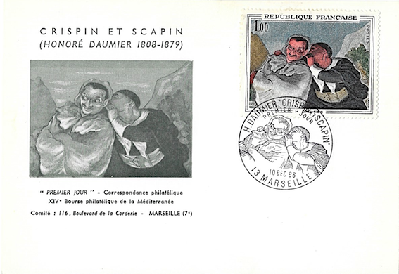 1966 daumier