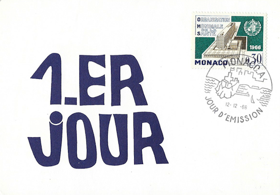 1966 oms monaco
