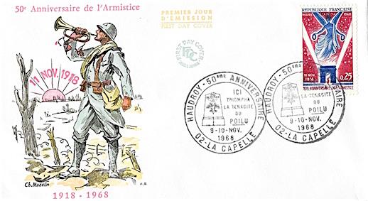 1968 armistice 1918