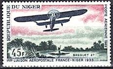 1968 biplan breguet niger