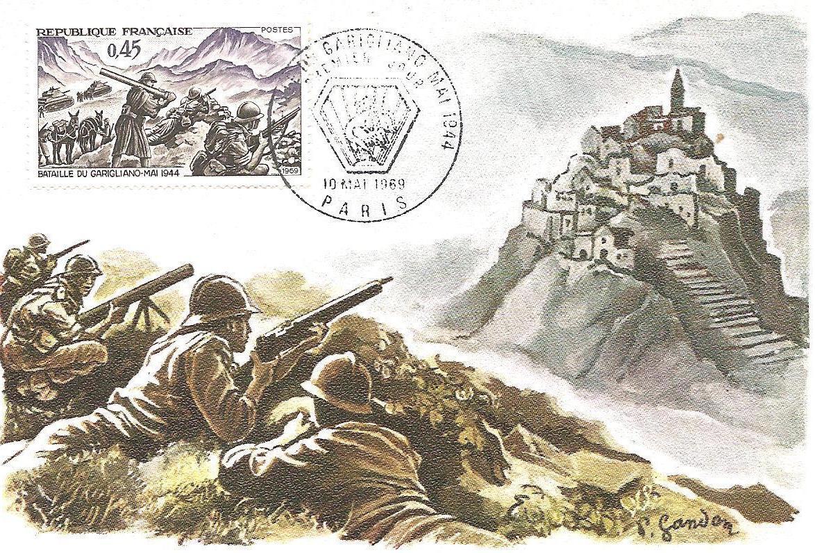 1969 bataille de garigliano 1