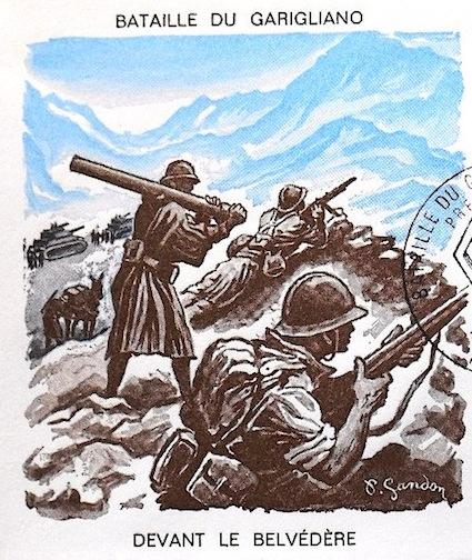 1969 bataille de garigliano