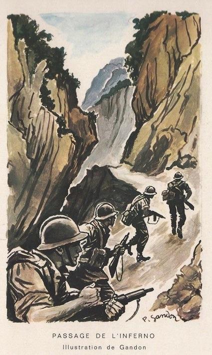1969 bataille du garigliano