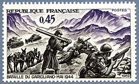 1969 bataille garigliano