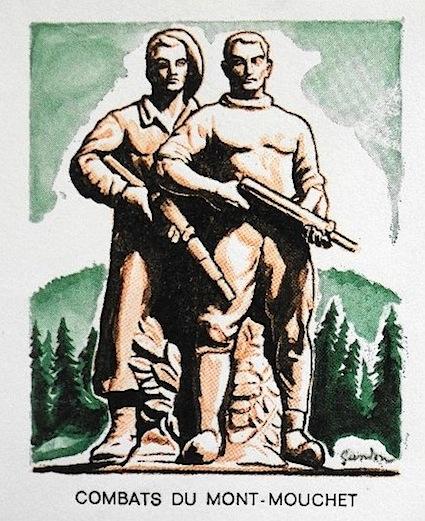 1969 combat du mont mouchet