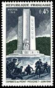 1969 combats mont mouchet