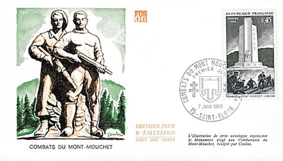 1969 mont mouchet