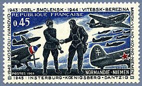 1969 normandie niemen