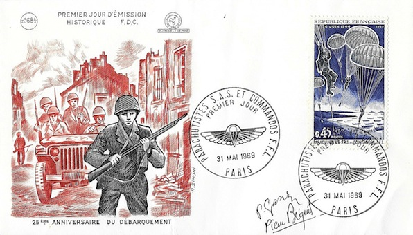 1969 parachutistes commandos
