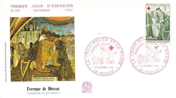 1970 croix rouge 1