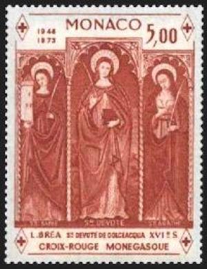 1973 croix rouge 933