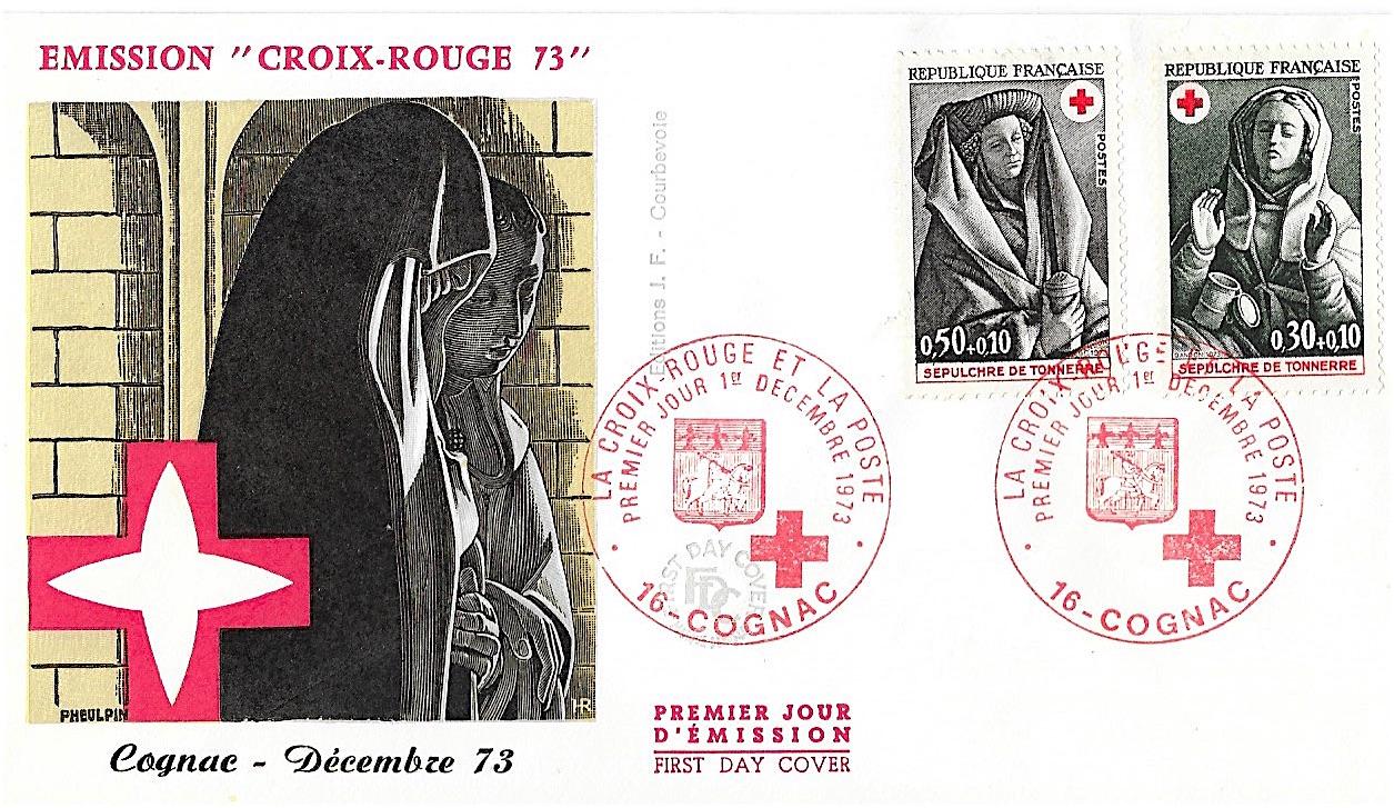 1973 croix rouge tonnerre