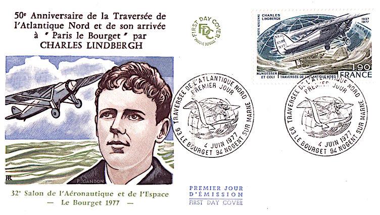 1977 charles linbergh