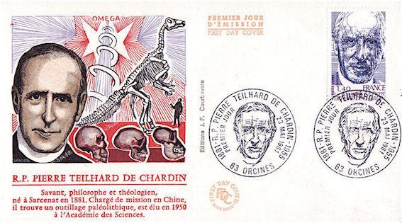 1981 pierre thelhard de chardin