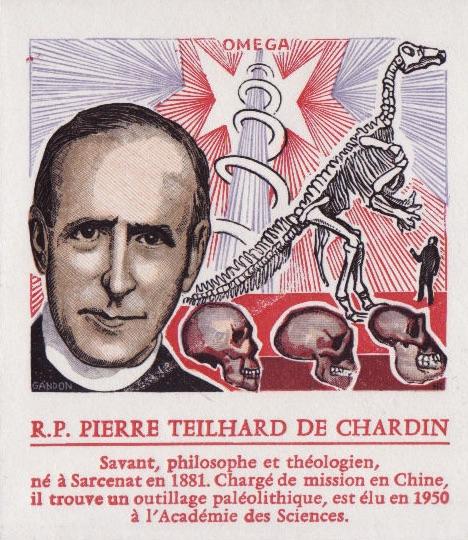 1981 teilhard de chardin