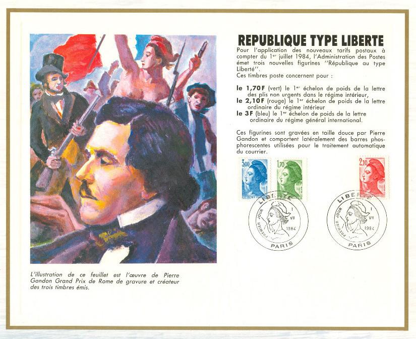 1984 liberte