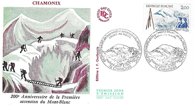 1986 ascension du mont blanc