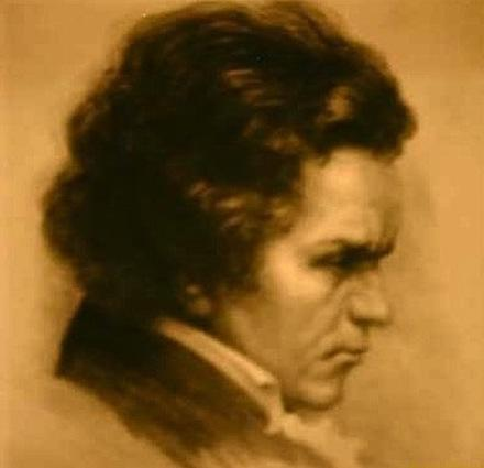 Beethoven lithographie