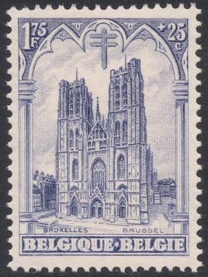 Belgique cathe drale st gudule