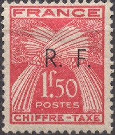 Bordeaux 1 50f