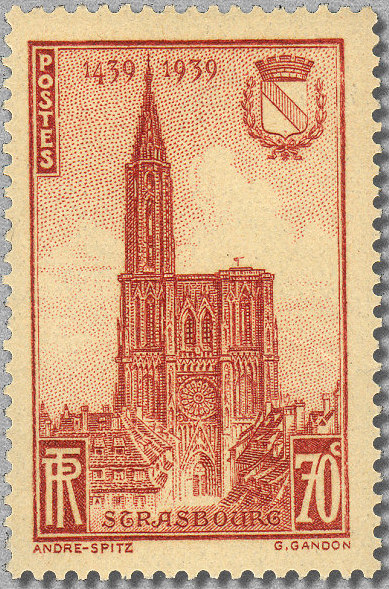 Cathedrale strasbourg 443 gf