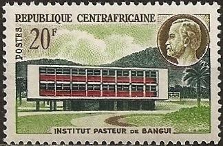 Centrafrique pasteu