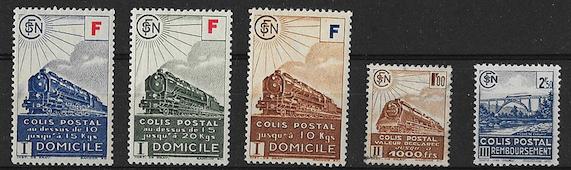 Colis postaux