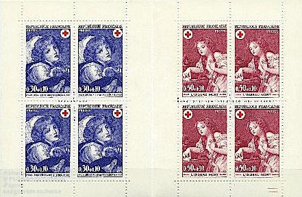 Croix rouge 1971
