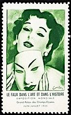 Exposition paris 1955 le faux dans l art et l histoire