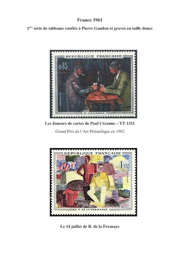 France serie tableaux b