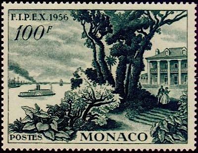 Monaco fipex 1956