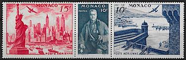 Monaco triptique