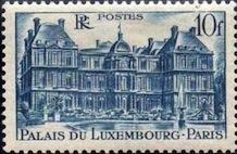 Palais du luxembourg yt 760
