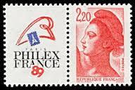 Philex france 89