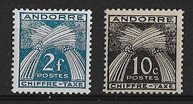 Taxe andore 1